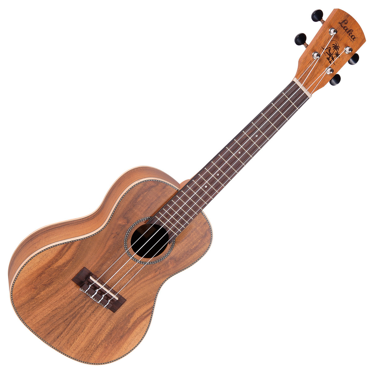 Laka VUC40 concert ukulelė