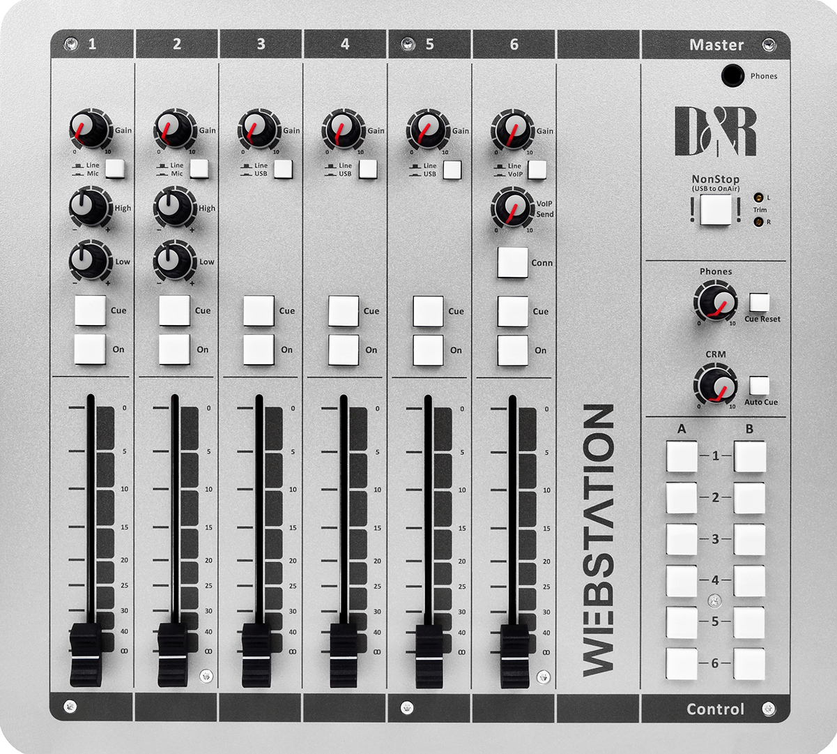 D-R Webstation