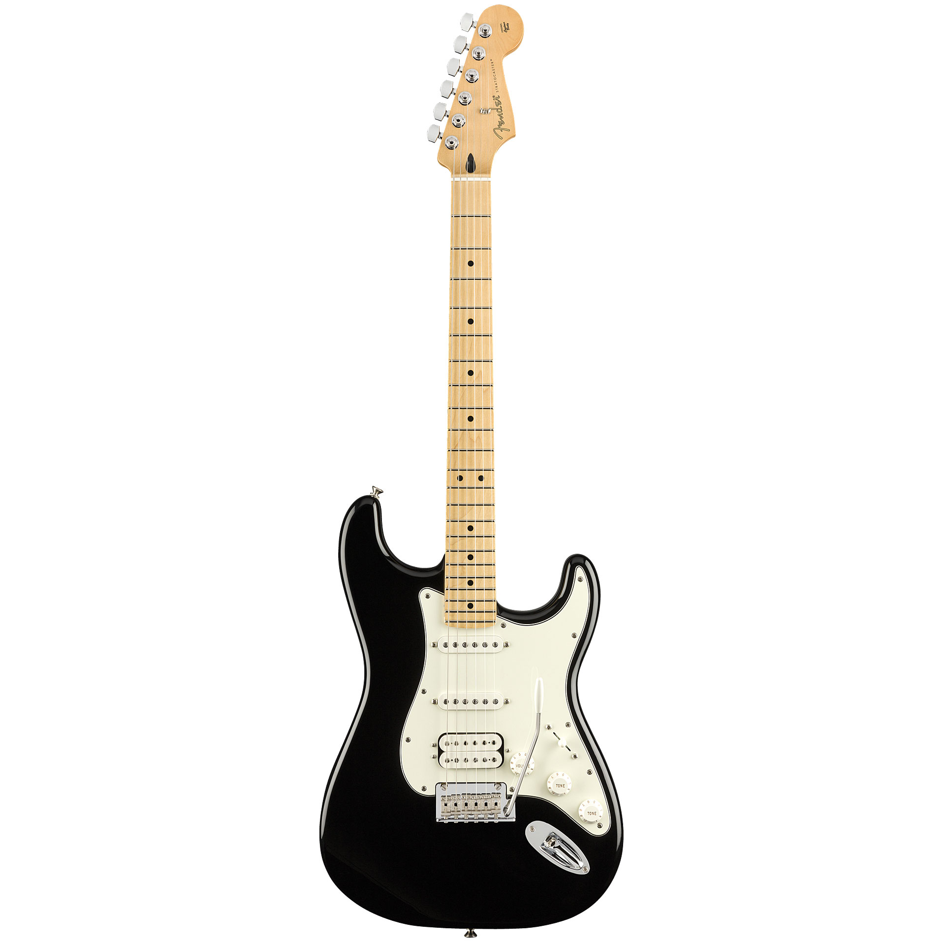 Fender PLAYER SERIES STRAT HSS MN BLK elektrinė gitara