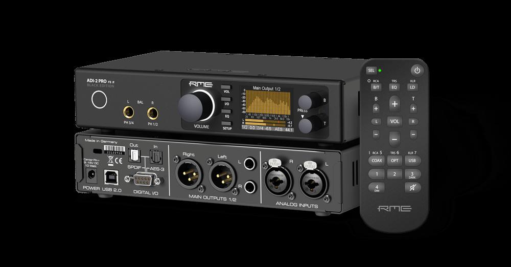 RME ADI-2 Pro FS R BE