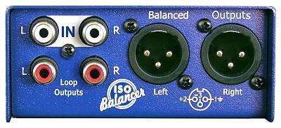 ARX ISO Balancer konverteris