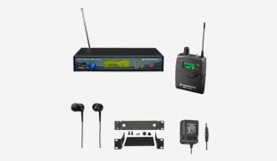 Sennheiser EW 300-IEM-G3 monitorius