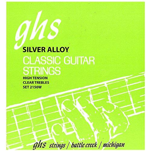 GHS 2150 stygos klasikinei gitarai