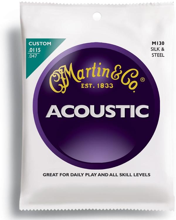 Martin M130 stygos akustinei gitarai