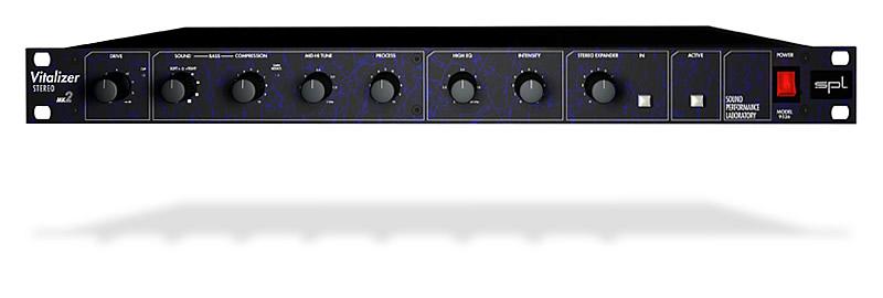 SPL Stereo Vitalizer MkII Model 9526