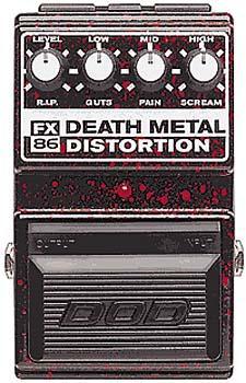 DOD FX86 The Death Metal