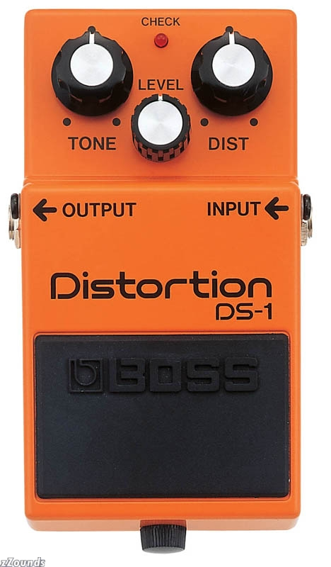 Boss DS-1 Distortion gitarinis efektas