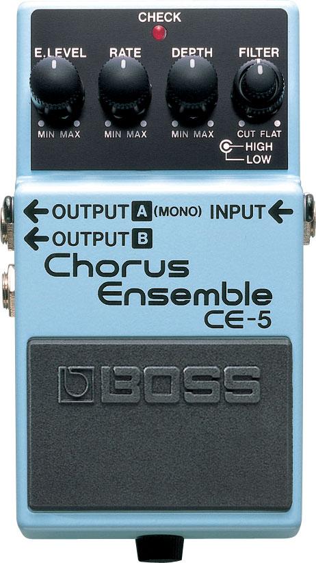 Boss CE-5 gitarinis efektas