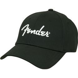 Fender Logo Stretch Cap Black L XL